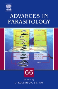 Advances in Parasitology, 1st Edition,David Rollinson,S.I. Hay,ISBN9780123742292