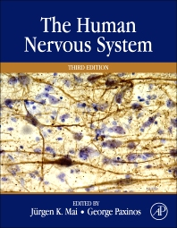 The Human Nervous System, 3rd Edition,Juergen Mai,George Paxinos,ISBN9780123742360