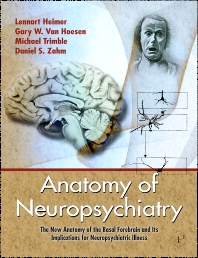 Cover image for Anatomy of Neuropsychiatry