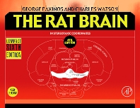 The Rat Brain in Stereotaxic Coordinates: Compact, 6th Edition,George Paxinos,Charles Watson,ISBN9780123742438