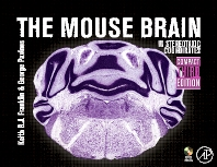 The Mouse Brain in Stereotaxic Coordinates, Compact, 3rd Edition,George Paxinos,Keith Franklin,ISBN9780123742445