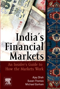 Cover image for Indian Financial Markets