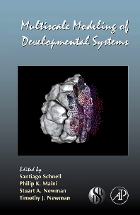 Cover image for Multiscale Modeling of Developmental Systems