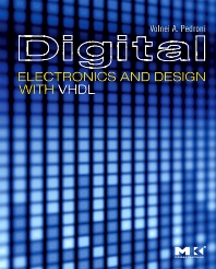 Cover image for Digital Electronics and Design with VHDL