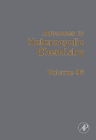 Advances in Heterocyclic Chemistry - 1st Edition - ISBN: 9780123742728, 9780080560366