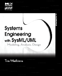 Cover image for Systems Engineering with SysML/UML