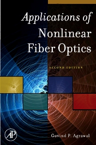 Cover image for Applications of Nonlinear Fiber Optics