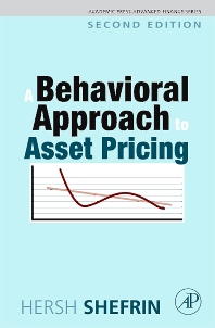 Cover image for A Behavioral Approach to Asset Pricing
