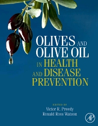 Cover image for Olives and Olive Oil in Health and Disease Prevention