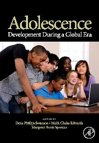 Cover image for Adolescence