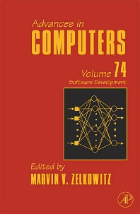 Advances in Computers, 1st Edition,Marvin Zelkowitz,ISBN9780123744265