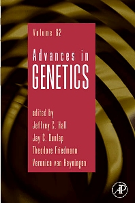 Advances in Genetics - 1st Edition - ISBN: 9780123744432, 9780080922393