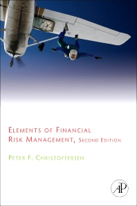 Elements of Financial Risk Management, 2nd Edition,Peter Christoffersen,ISBN9780123744487