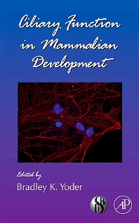 Cover image for Ciliary Function in Mammalian Development