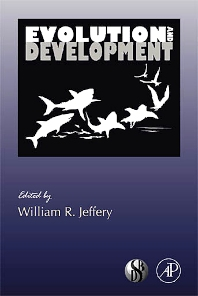 Evolution and Development, 1st Edition,William Jeffery,ISBN9780123744555