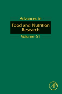 Advances in Food and Nutrition Research, 1st Edition,Steve Taylor,ISBN9780123744685