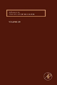 Advances in the Study of Behavior - 1st Edition - ISBN: 9780123744746, 9780080922652