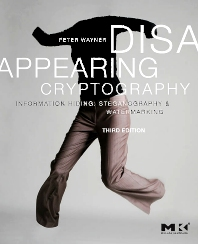 Cover image for Disappearing Cryptography