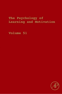 The Psychology of Learning and Motivation - 1st Edition - ISBN: 9780123744890, 9780080922782