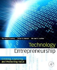 Cover image for Technology Entrepreneurship