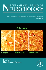 Cover image for New Concepts of Psychostimulants Induced Neurotoxicity