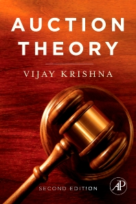Cover image for Auction Theory