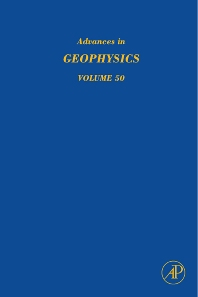 Advances in Geophysics - 1st Edition - ISBN: 9780123745095, 9780080880334
