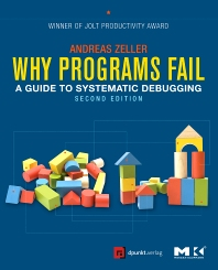 Why Programs Fail, 2nd Edition,Andreas Zeller,ISBN9780123745156