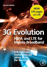 3G Evolution - 2nd Edition - ISBN: 9780123745385, 9780080923192