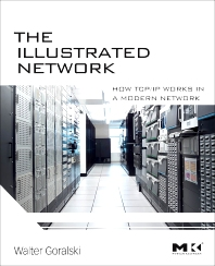 Cover image for The Illustrated Network