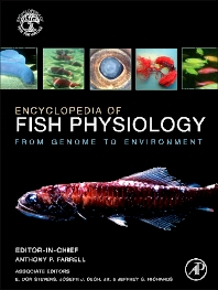 Encyclopedia of Fish Physiology, 1st Edition,Anthony Farrell,ISBN9780123745453