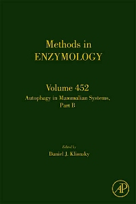 Autophagy in Mammalian Systems, 1st Edition,Daniel Klionsky,ISBN9780123745477