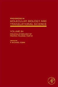 Molecular Biology of Protein Folding, Part B, 1st Edition,P. Michael Conn,ISBN9780123745958