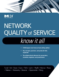 Network Quality of Service Know It All, 1st Edition,Adrian Farrel,ISBN9780123745972