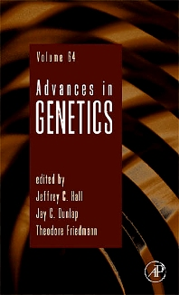 Advances in Genetics, 1st Edition,Jeffrey Hall,Theodore Friedmann,Jay Dunlap,ISBN9780123746214