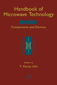 Handbook of Microwave Technology - 1st Edition - ISBN: 9780123746955, 9780080534107