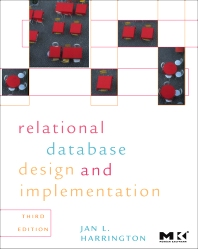 Cover image for Relational Database Design and Implementation
