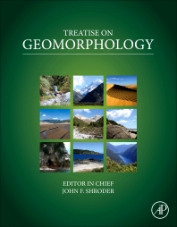Treatise on Geomorphology, 1st Edition,John Shroder,ISBN9780123747396