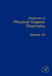 Advances in Physical Organic Chemistry, 1st Edition,John Richard,ISBN9780123747495