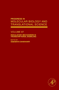 Regulatory Mechanisms in Transcriptional Signaling, 1st Edition,Debabrata (Debu) Chakravarti,ISBN9780123747600