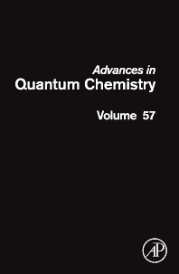Advances in Quantum Chemistry, 1st Edition,John Sabin,Erkki Brandas,ISBN9780123747648