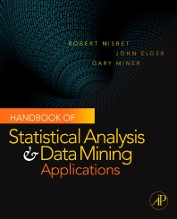 Cover image for Handbook of Statistical Analysis and Data Mining Applications