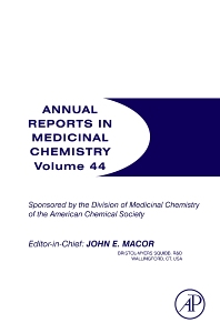 Annual Reports in Medicinal Chemistry, 1st Edition,John Macor,ISBN9780123747662