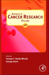 Advances in Cancer Research - 1st Edition - ISBN: 9780123747709, 9780080912233