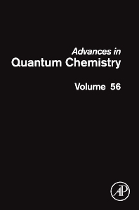 Advances in Quantum Chemistry - 1st Edition - ISBN: 9780123747808, 9780080887852