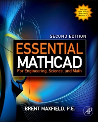 Essential Mathcad for Engineering, Science, and Math