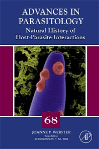 Natural History of Host-Parasite Interactions, 1st Edition,Joanne P. Webster,ISBN9780123747877