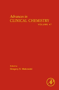 Advances in Clinical Chemistry, 1st Edition,Gregory Makowski,ISBN9780123747969