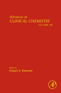 Advances in Clinical Chemistry, 1st Edition,Gregory Makowski,ISBN9780123747976