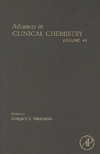 Advances in Clinical Chemistry, 1st Edition,Gregory Makowski,ISBN9780123747983